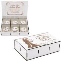 Niezbędnik małżeński dla Młodej Pary Prezent na ślub Pudełko z Grawerem