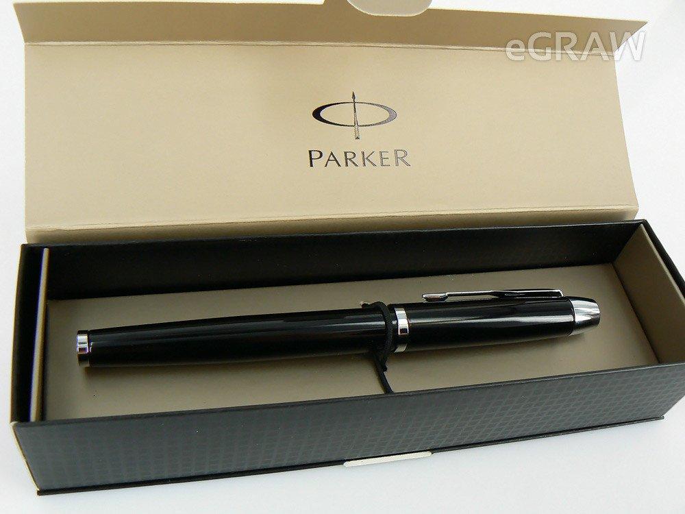 Parker IM czarny CT Pióro wieczne GRAWER