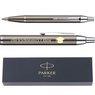 Długopis Parker IM Gun Metal CT GRAWER 3