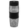 Kubek termiczny 350 ml Grafitowy Metaliczny Grawer 6