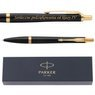 Parker Urban Długopis Muted Black Gt Nowość Grawer 8