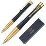 Parker Urban czarny MUTED BLACK GT Długopis Etui  1