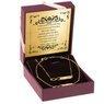 Złoty komplet bransoletka naszyjnik pr. 333 Nieskończoność grawer złota kokardka 5